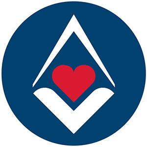 The logo of the Masonic Charitable Foundation
