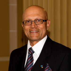 Jay Patel, Assistant Provincial Grand Master