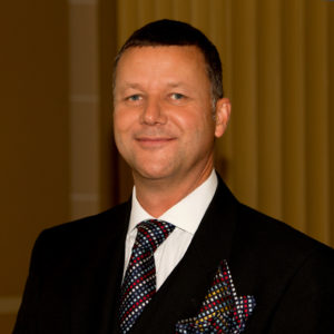 Keith Dunnett, Assistant Provincial Grand Master