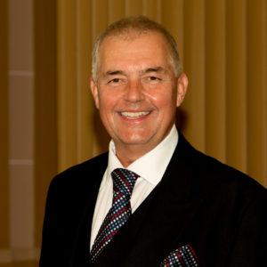 Simon Cooper, Provincial Grand Almoner