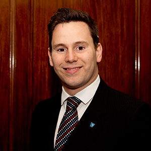 Thomas Golds, Deputy Provincial Information Officer