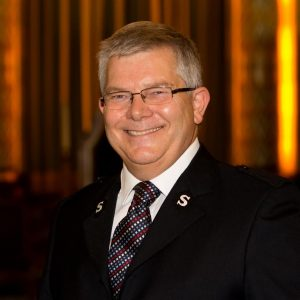 Tony Wright, Provincial Grand Chaplain