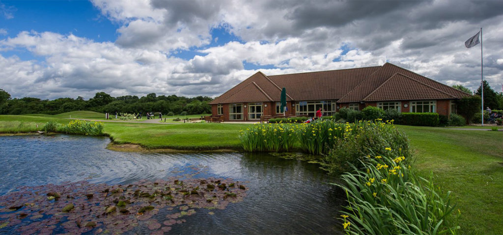 Mill Green Golf Course in Welwyn Garden City. Image courtesy of freegolftracker.com