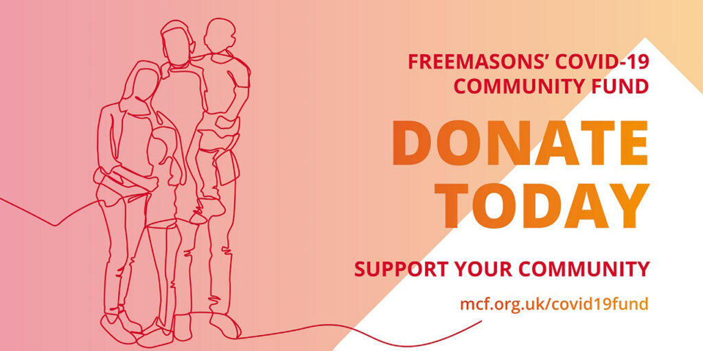 To donate £5 to the MCF's Covid-19 Community Fund text COVID19 to 70500