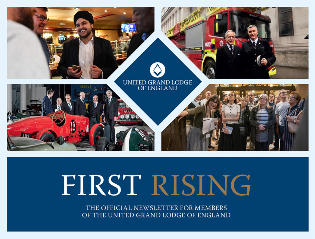 First rising - special edition